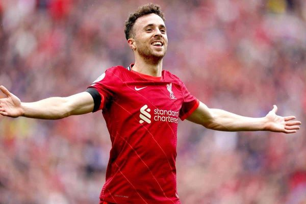 Diogo Jota admits the influence of fans is boosting the players