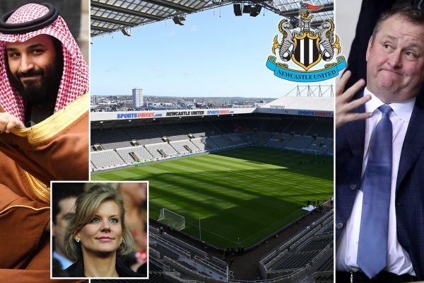 The Premier League has officially confirmed Newcastle United have switched ownership from Mike Ashley to a consortium from Saudi Arabia.It's all right.