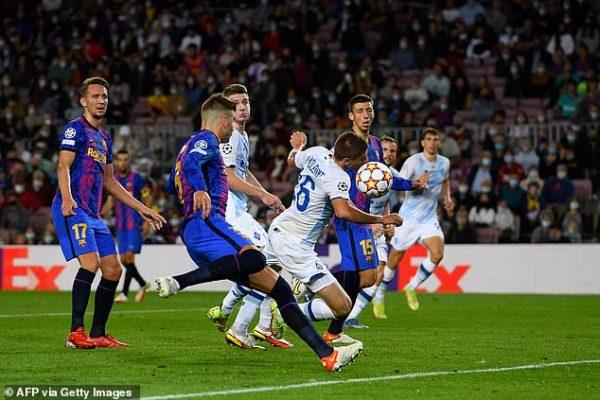 Gerard Pique insists the 1-0 win over Dynamo Kiev was important