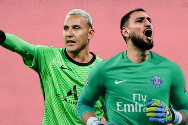 Gianluigi Donnarumma, goalkeeper for Paris Saint-GermainDenying conflicting news with Gaylor Navas and insists Malik only play football.